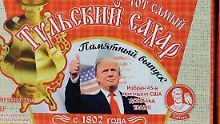 Ernüchterung nach dem Rausch: Die Trump-Liebe der Russen erlischt