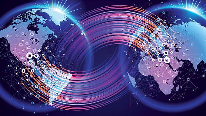 Ab 2020 soll 5G weltweiter Standard sein.