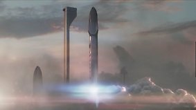Für 100.000 Dollar zum roten Planeten: Mars-Pläne von Elon Musk nehmen Form an