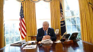 Aufrüstung statt Abrüstung: Trump will Kehrtwende im Atomabkommen mit Russland