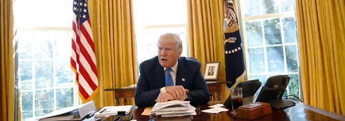 Fürchtet Euch nicht: Trump lässt Aktien nicht crashen