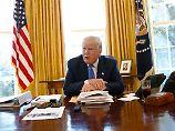 """""""Kaiser ohne Kleider"""": War's das mit dem Trump-Boom?"""