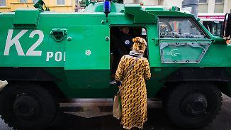 Zuspruch für Polizeipräsenz: Karnevalsumzüge verlaufen sicher