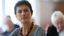Schulz auf Linkskurs?: Wagenknecht würde mit SPD regieren
