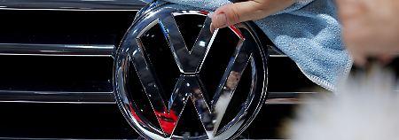 VW glätzt mit Zahlen: Kein Autohersteller hat mehr Fahrzeuge ausgeliefert.