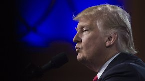 Bruch mit Tradition: Trump sagt Teilnahme an Korrespondenten-Dinner ab
