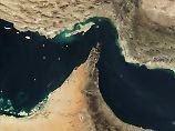 Auf vielbefahrenem Seeweg: Iran beginnt Manöver