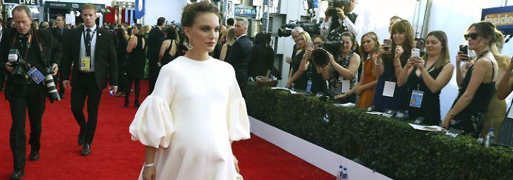 Promi-News des Tages: Natalie Portman ist zu schwanger für die Oscars