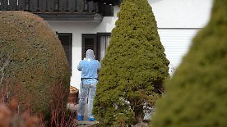 Opfer von Einbrechern?: Polizei findet zwei Leichen in Haus bei Bad Tölz