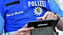 Krisenkommunikation per Twitter: Wenn Polizisten zwitschern