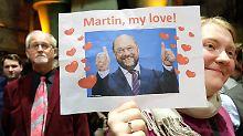 Themen für die Bundestagswahl: So will Schulz Kanzler werden