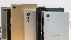 Tolle Kamera, Hammer-Display: Sony glänzt auf der MWC mit dem Xperia XZ Premium