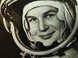 """""""Möwe"""" Tereschkowa wird 80: Russland feiert erste Frau im Weltall"""