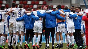 Mit Euphorie gegen den BVB: Lotte plant den nächsten Pokal-Coup