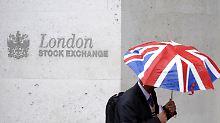 Keine Fusion mit Deutscher Börse: Hessischer Minister sieht Schuld in London