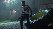 Wolverines letzter Kampf: Superheld mit Krallen und Eiern