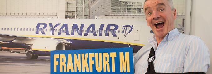 Von Frankfurt nach Palma: Hat Ryanair Applaus verdient?