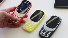 Vom Nokia 3310 bis zum smarten Auto: Das sind die Highlights des MWC 2017
