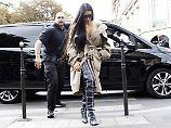 Details aus Ermittlungsakte: So lief der Kardashian-Überfall ab