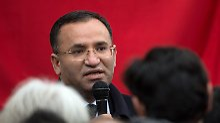 Provokation nach Fall Yücel?: Türkischer Minister macht Wahlkampf in Deutschland