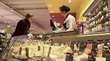 Discounterpreise unschlagbar: Lebensmittelmärkte im Test