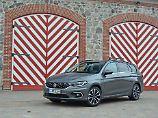 Dank einer hohen Praktikabilität, einer großzügigen Ausstattung und einem guten Preis wird der Fiat Tipo SW zu einer echten Alternative.