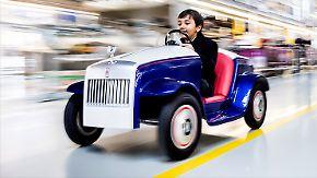 Edles Auto, edler Zweck: Dieser Rolls-Royce ist ein echtes Unikat
