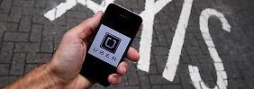 Nutzerdaten ausspioniert: Uber wehrt Polizisten mit Software ab
