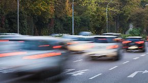 Rasen, Drängeln, Pöbeln: Autofahrer sind aggressiver geworden