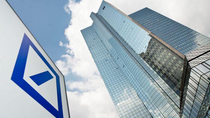 Gerüchte bestätigt: Die Deutsche Bank fasst das Tabuthema Kapitalerhöhung an.