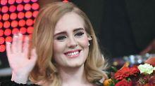 """""""Bin jetzt verheiratet"""": Adele bestätigt Ehe-Gerüchte"""