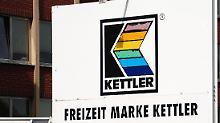 Kettler hat ein erfolgreiches Insolvenzverfahren hinter sich.