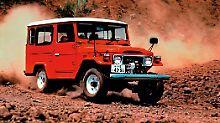 Der Toyota Land Cruiser Generation J4 wurde von 1960 bis 1980 gebaut.