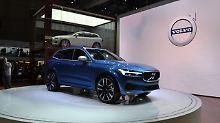 Der kleine Bruder des Volvo XC90 feierte auf dem Autosalon in Genf seine Premiere.