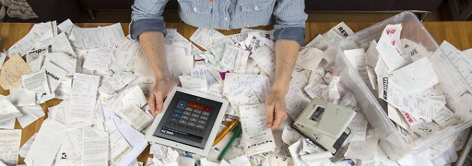 Die Konsumausgaben der Haushalte lag 2016 im Schnitt bei 2480 Euro.