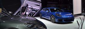 Porsche gibt sich seit seiner Entstehung frei von Ecken und Kanten. So auch der neue Panamera Sport Turismo.