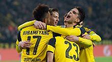 Topgewinner im SDax: BVB-Sieg setzt Kursfantasie frei