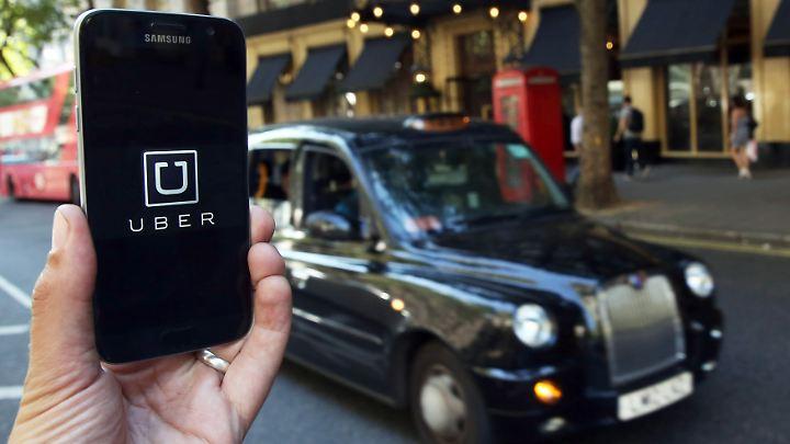 """Uber will """"Greyballing"""" nicht mehr nutzen, um Kontrolleure zu überlisten."""
