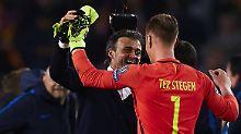 Deutscher endgültig angekommen: Ter Stegen spielt sich ins Barça-Herz