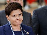 """Diktat aus Berlin"": Polen will EU-Gipfel blockieren"