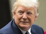 US-Präsident Trump übt immer wieder Kritik an der Arbeit der Geheimdienste.