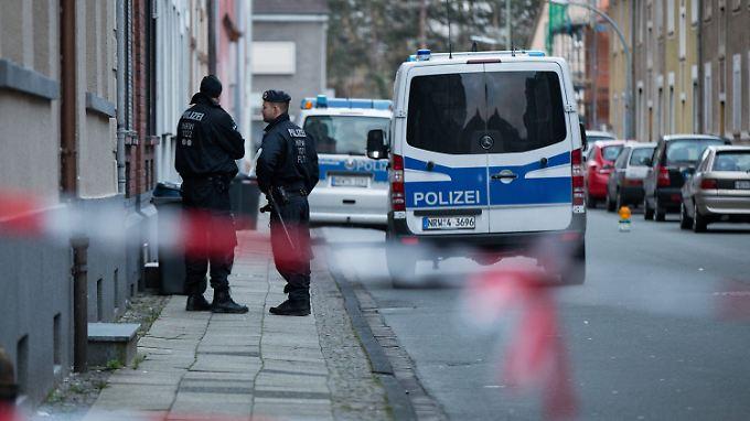 Nach dreitägiger Fahndung: Polizei nimmt Marcel H. fest