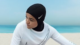 Neues Sport-Kopftuch: Nike bringt Hijab auf dem Markt