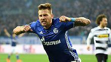 Showdown im Borussia-Park: Schalke verschafft sich Luft - ein bisschen