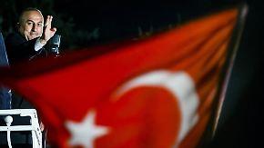 Bundesverfassungsgericht stellt klar: Türkische Politiker haben kein Auftrittsrecht in Deutschland