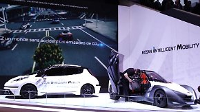 Komplett autonom fahrende Autos: Nissan zündet erste von vier Stufen