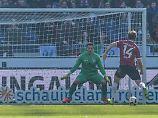 2. Bundesliga im Überblick: H96 rettet Stendel, Dynamo überzeugt