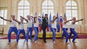 Politischer Instagram-Star: Sloweniens Präsident setzt sich gerne in Szene