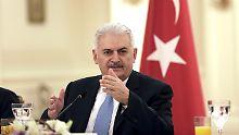 Yildirim erst mal ausgeladen: Dänemark will Minister-Besuch verschieben