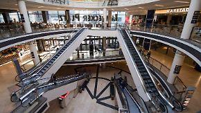 Einkaufen mit gemischten Gefühlen: Shoppingcenter in Essen öffnet nach Terroralarm wieder